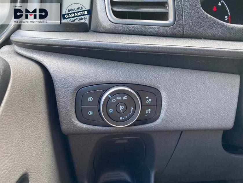 Ford Transit Custom Kombi 320 L2h1 2.0 Ecoblue 105ch Trend Business Euro6.2 - Visuel #14