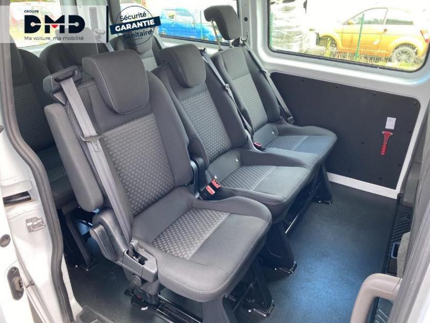 Ford Transit Custom Kombi 320 L2h1 2.0 Ecoblue 105ch Trend Business Euro6.2 - Visuel #10