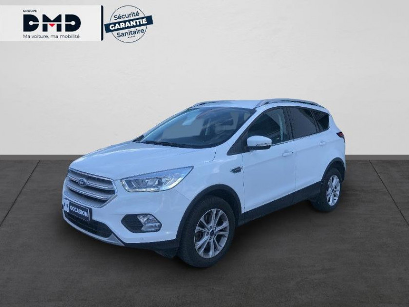 Ford Kuga 1.5 Tdci 120ch Stop&start Titanium 4x2 Euro6.2 - Visuel #1