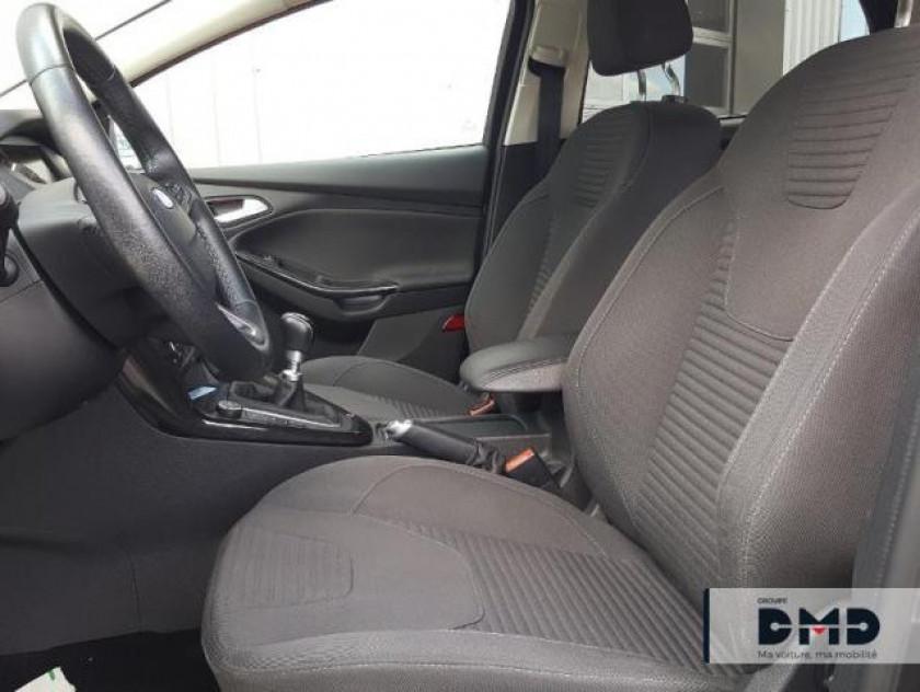 Ford Focus 1.5 Tdci 120ch Stop&start Titanium - Visuel #9