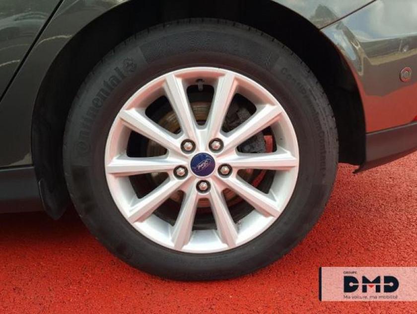 Ford Focus 1.5 Tdci 120ch Stop&start Titanium - Visuel #13