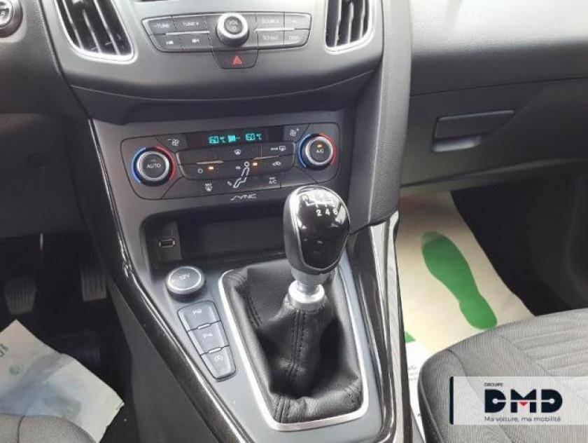 Ford Focus 1.5 Tdci 120ch Stop&start Titanium - Visuel #8