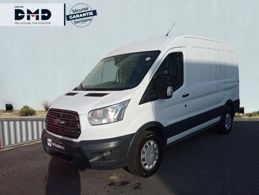 Ford Transit 2t Fg T350 L2h2 2.0 Ecoblue 130ch Trend Business - Visuel #1