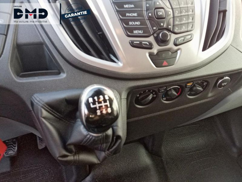 Ford Transit 2t Fg T350 L2h2 2.0 Ecoblue 130ch Trend Business - Visuel #8