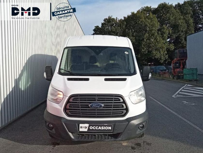 Ford Transit 2t Fg T350 L2h2 2.0 Ecoblue 130ch Trend Business - Visuel #4
