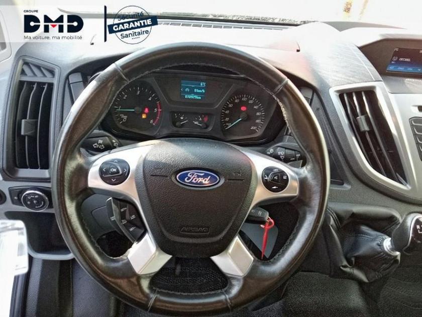Ford Transit 2t Fg T350 L2h2 2.0 Ecoblue 130ch Trend Business - Visuel #7