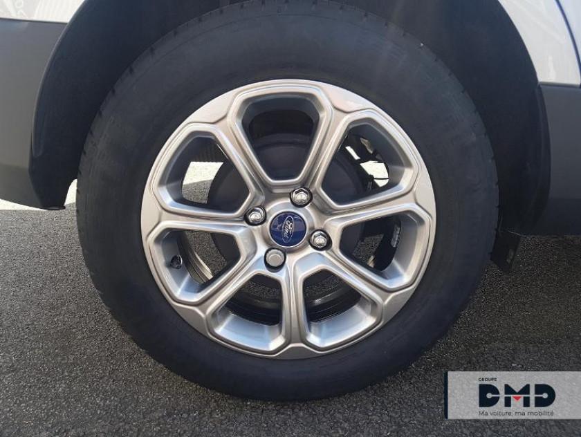 Ford Ecosport 1.0 Ecoboost 100ch St-line Euro6.2 - Visuel #13