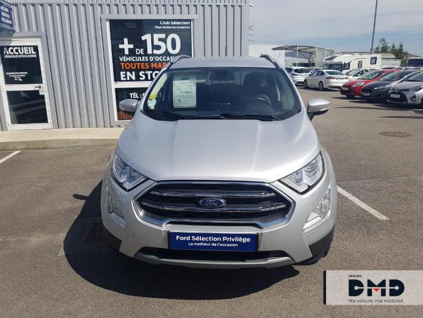Ford Ecosport 1.0 Ecoboost 100ch St-line Euro6.2 - Visuel #4