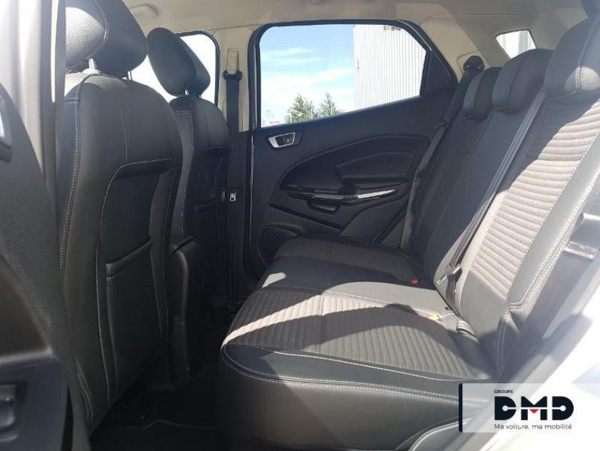 Ford Ecosport 1.0 Ecoboost 100ch St-line Euro6.2 - Visuel #10