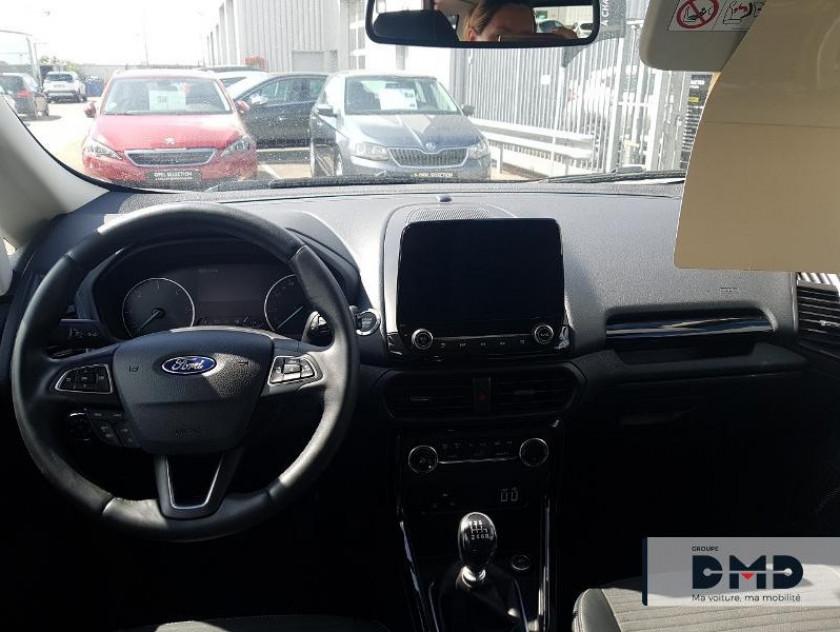 Ford Ecosport 1.0 Ecoboost 100ch St-line Euro6.2 - Visuel #5