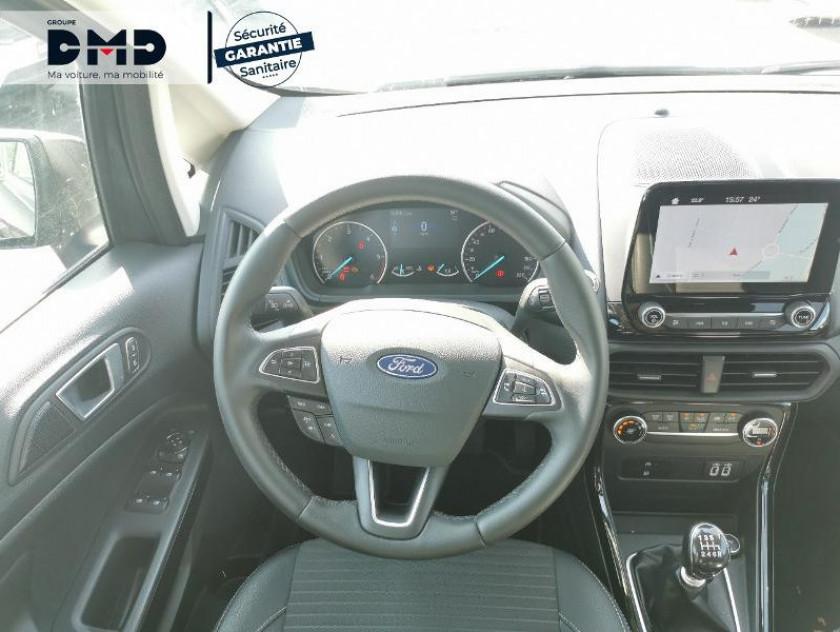 Ford Ecosport 1.5 Ecoblue 100ch Titanium Euro6.2 - Visuel #7