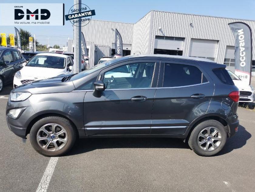 Ford Ecosport 1.5 Ecoblue 100ch Titanium Euro6.2 - Visuel #2