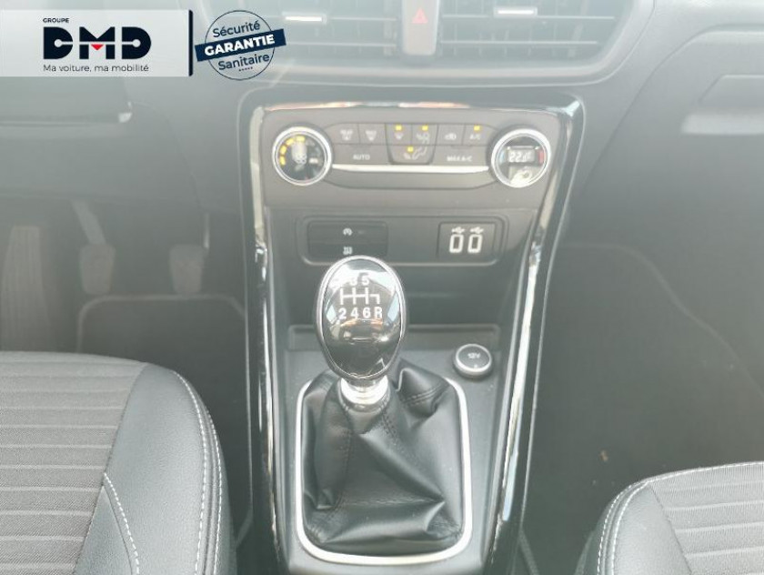 Ford Ecosport 1.5 Ecoblue 100ch Titanium Euro6.2 - Visuel #8