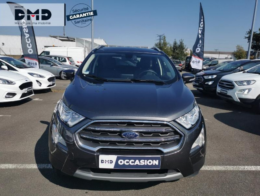 Ford Ecosport 1.5 Ecoblue 100ch Titanium Euro6.2 - Visuel #4