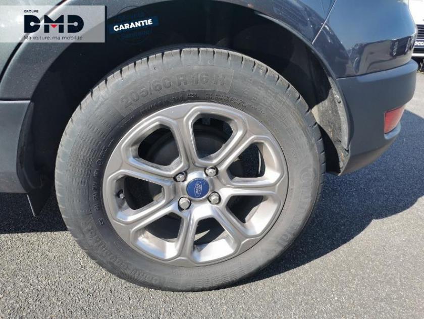 Ford Ecosport 1.5 Ecoblue 100ch Titanium Euro6.2 - Visuel #13