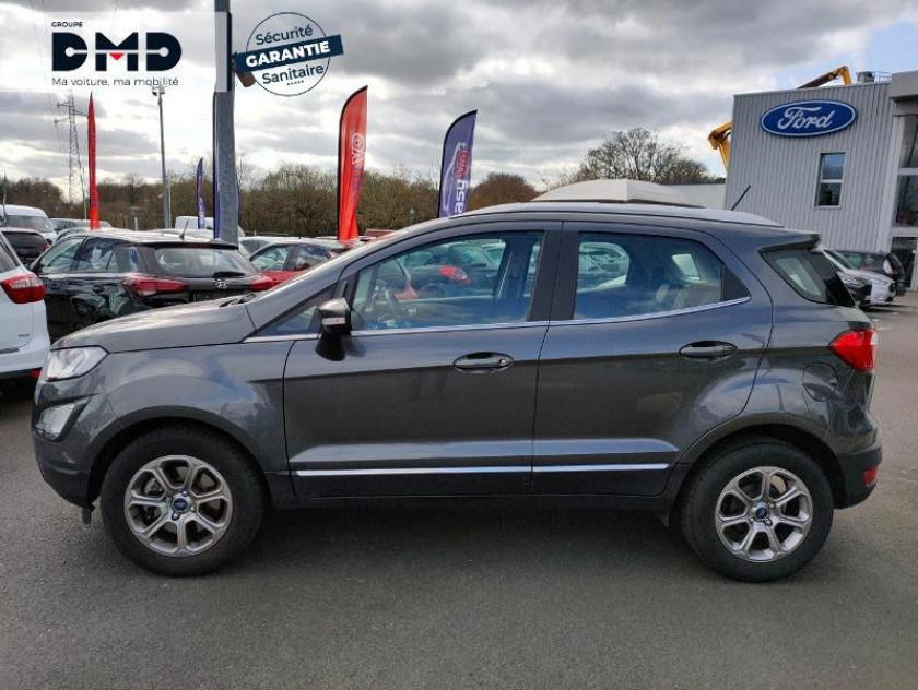 Ford Ecosport 1.0 Ecoboost 125ch Titanium Euro6.2 - Visuel #2