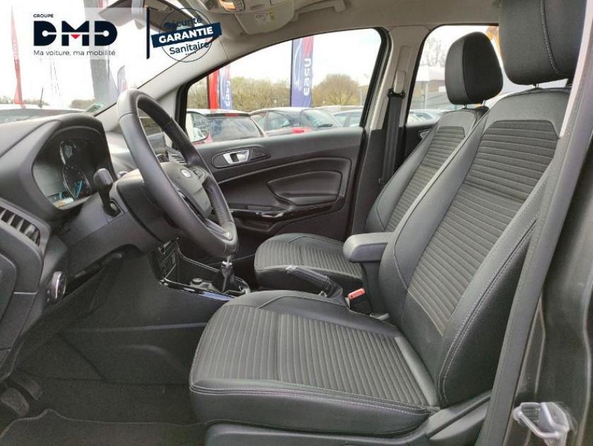 Ford Ecosport 1.0 Ecoboost 125ch Titanium Euro6.2 - Visuel #9