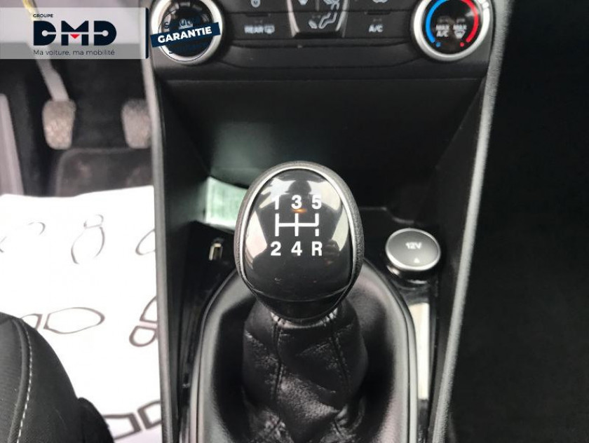 Ford Fiesta 1.1 85ch Trend 3p 5cv Euro6.2 - Visuel #8