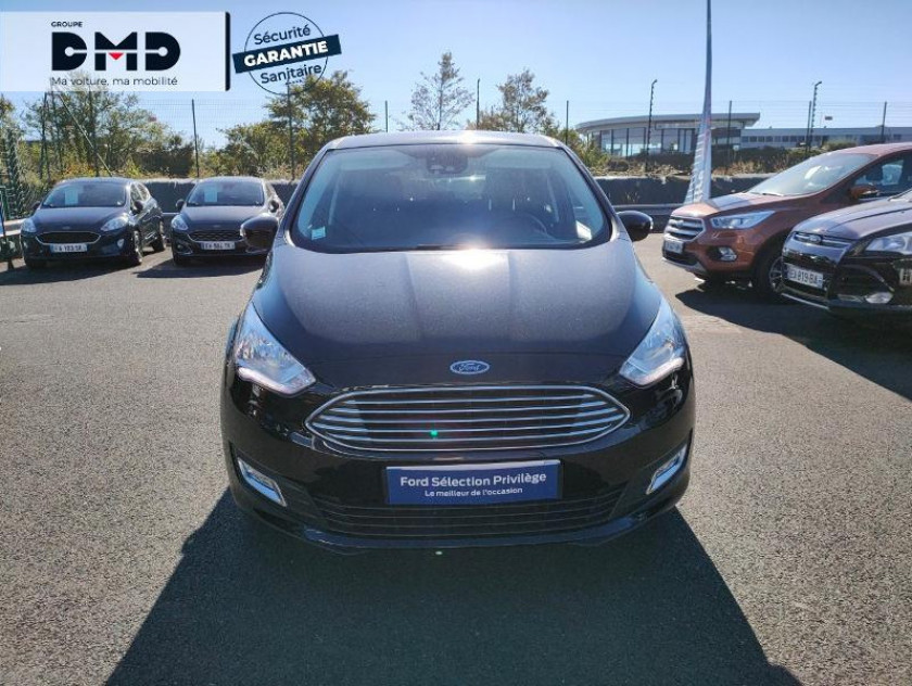Ford C-max 1.0 Ecoboost 100ch Stop&start Titanium Euro6.2 - Visuel #4