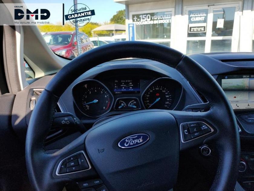 Ford C-max 1.0 Ecoboost 100ch Stop&start Titanium Euro6.2 - Visuel #7