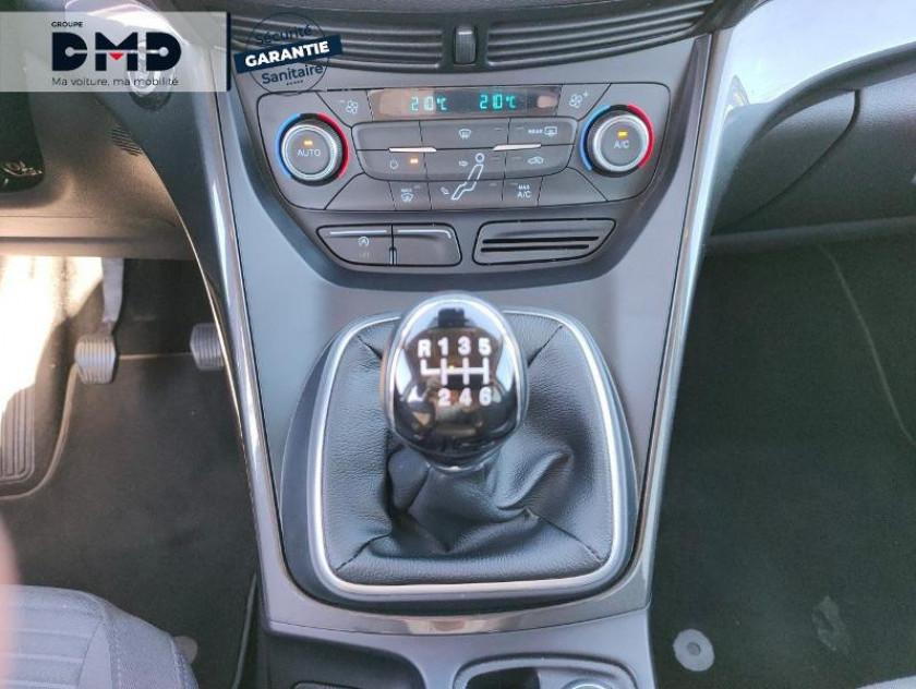 Ford C-max 1.0 Ecoboost 100ch Stop&start Titanium Euro6.2 - Visuel #8