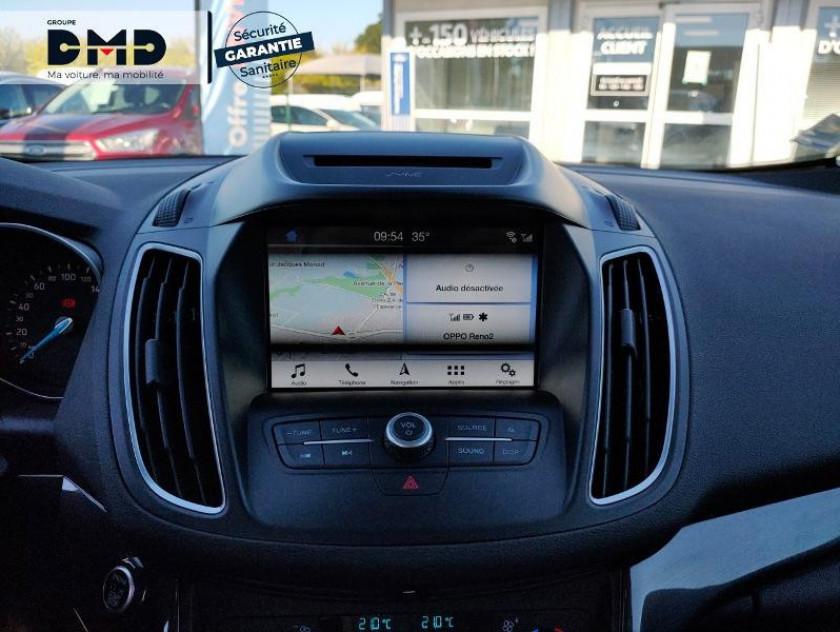 Ford C-max 1.0 Ecoboost 100ch Stop&start Titanium Euro6.2 - Visuel #6
