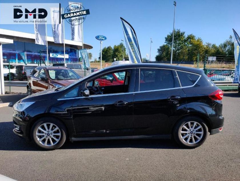 Ford C-max 1.0 Ecoboost 100ch Stop&start Titanium Euro6.2 - Visuel #2