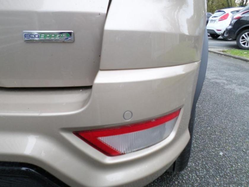 Ford Ecosport 1.0 Ecoboost 125ch St-line Euro6.2 - Visuel #7