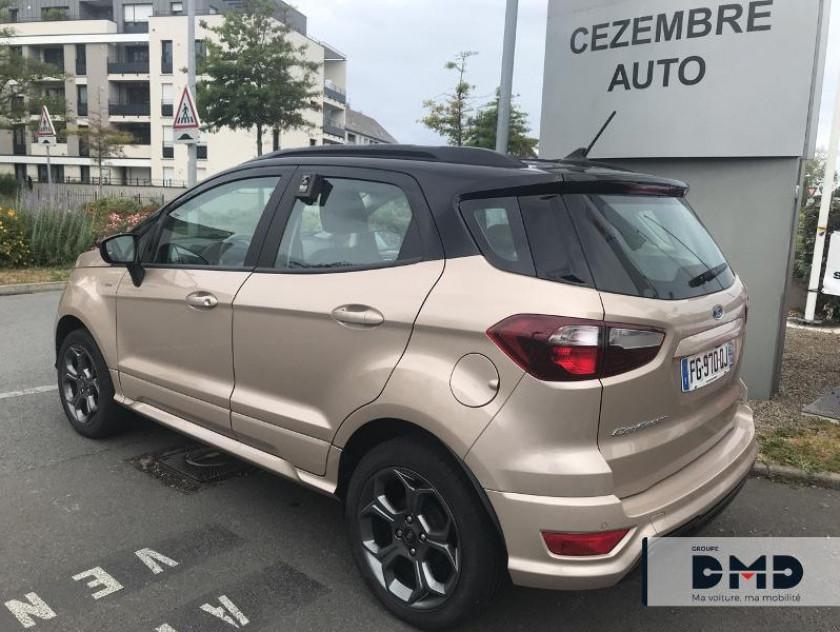 Ford Ecosport 1.5 Ecoblue 125ch St-line 4x2 Euro6.2 - Visuel #3