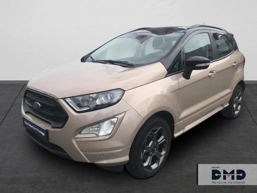 Ford Ecosport 1.5 Ecoblue 125ch St-line 4x2 Euro6.2 - Visuel #1