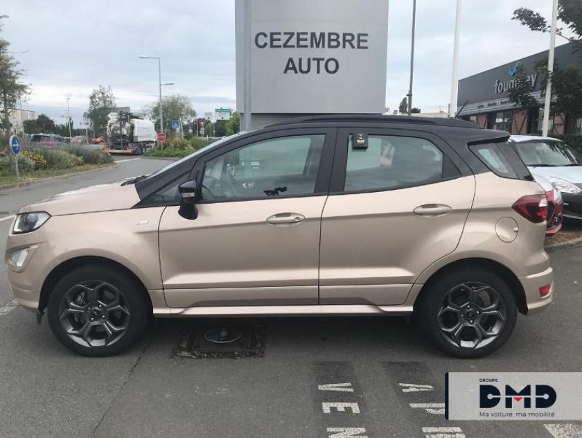 Ford Ecosport 1.5 Ecoblue 125ch St-line 4x2 Euro6.2 - Visuel #2
