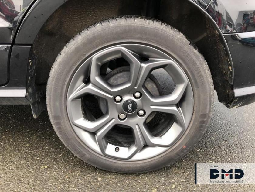 Ford Ecosport 1.5 Ecoblue 125ch St-line Noir/jaune 4x2 Euro6.2 - Visuel #13