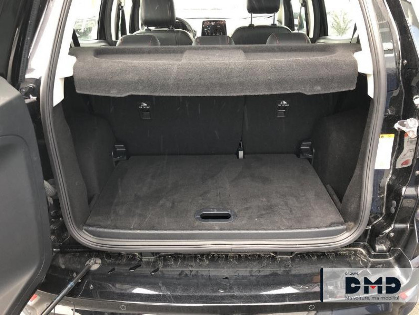 Ford Ecosport 1.5 Ecoblue 125ch St-line Noir/jaune 4x2 Euro6.2 - Visuel #12