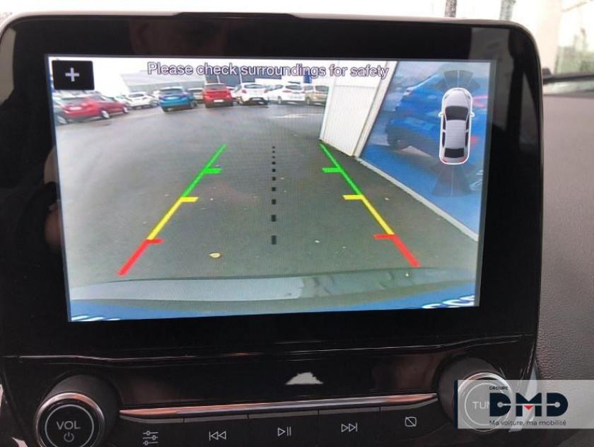 Ford Ecosport 1.5 Ecoblue 125ch St-line Noir/jaune 4x2 Euro6.2 - Visuel #15