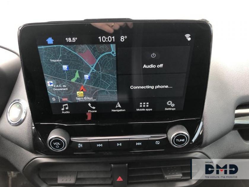 Ford Ecosport 1.5 Ecoblue 125ch St-line Noir/jaune 4x2 Euro6.2 - Visuel #6