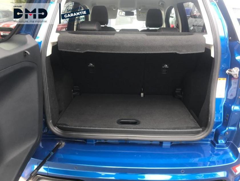 Ford Ecosport 1.0 Ecoboost 125ch St-line - Visuel #12