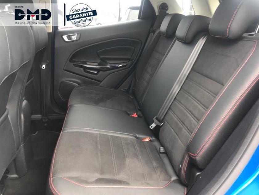Ford Ecosport 1.0 Ecoboost 125ch St-line - Visuel #10