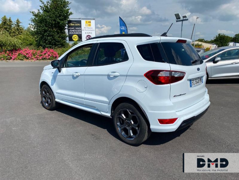 Ford Ecosport 1.0 Ecoboost 125ch St-line Euro6.2 - Visuel #3