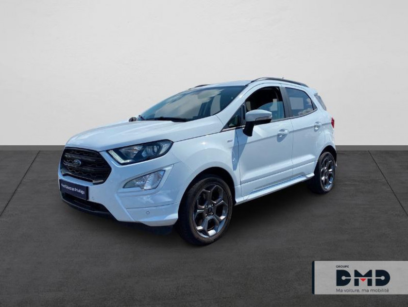 Ford Ecosport 1.0 Ecoboost 125ch St-line Euro6.2 - Visuel #1
