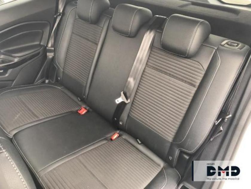 Ford Ecosport 1.0 Ecoboost 100ch Titanium Business Euro6.2 - Visuel #8