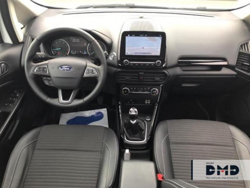 Ford Ecosport 1.0 Ecoboost 100ch Titanium Business Euro6.2 - Visuel #17