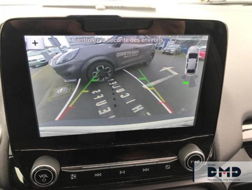 Ford Ecosport 1.0 Ecoboost 100ch Titanium Business Euro6.2 - Visuel #5