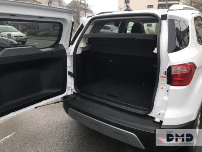 Ford Ecosport 1.0 Ecoboost 100ch Titanium Business Euro6.2 - Visuel #16
