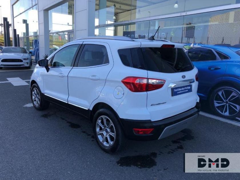 Ford Ecosport 1.5 Ecoblue 125ch Titanium 4x2 - Visuel #3