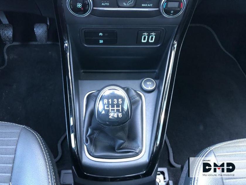 Ford Ecosport 1.5 Ecoblue 125ch Titanium 4x2 - Visuel #8