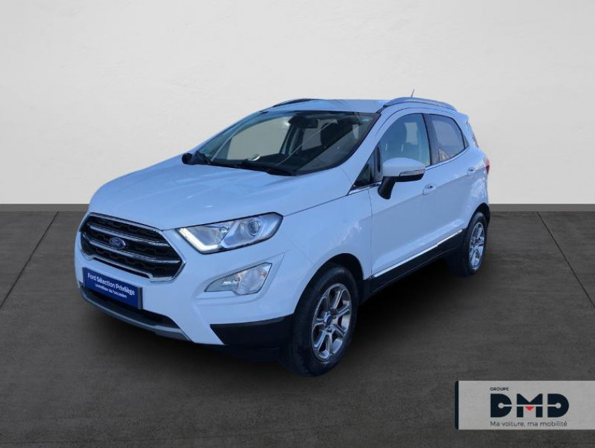 Ford Ecosport 1.5 Ecoblue 125ch Titanium 4x2 - Visuel #1