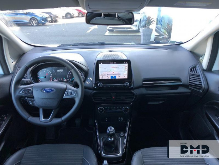Ford Ecosport 1.5 Ecoblue 125ch Titanium 4x2 - Visuel #5
