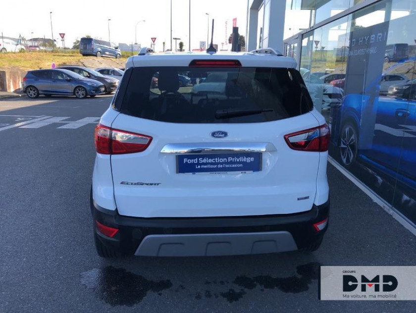 Ford Ecosport 1.5 Ecoblue 125ch Titanium 4x2 - Visuel #11
