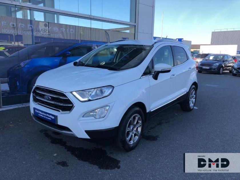 Ford Ecosport 1.5 Ecoblue 125ch Titanium 4x2 - Visuel #14