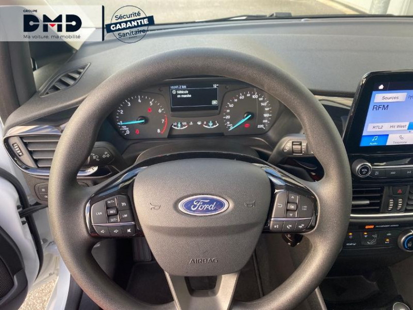 Ford Fiesta 1.1 70ch Trend 5p Euro6.2 - Visuel #7
